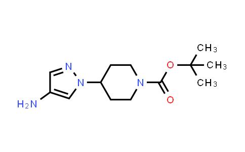 1029413-55-5 | 4-Amino-1-(1-Boc-piperidin-4-yl)-1H-pyrazole
