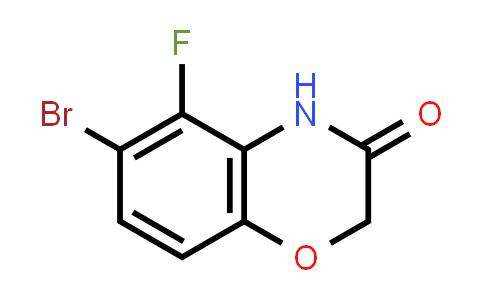 1029421-36-0   6-Bromo-5-fluoro-2H-benzo[b][1,4]oxazin-3(4H)-one