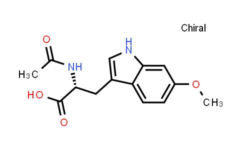 1029430-15-6   (R)-2-acetamido-3-(6-methoxy-1H-indol-3-yl)propanoic acid