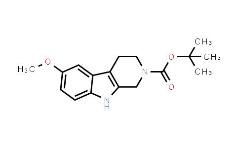 1029578-08-2 | tert-Butyl 6-methoxy-3,4-dihydro-1H-pyrido[3,4-b]indole-2(9H)-carboxylate