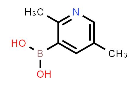 1029654-18-9   (2,5-Dimethylpyridin-3-yl)boronic acid