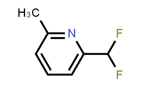 1029691-30-2 | 2-Methyl-6-difluoromethylpyridine