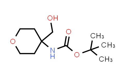 1029716-09-3 | tert-Butyl N-[4-(hydroxymethyl)oxan-4-yl]carbamate