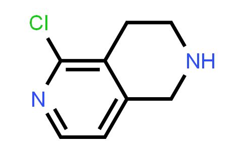 1029720-16-8 | 5-Chloro-1,2,3,4-tetrahydro-2,6-naphthyridine