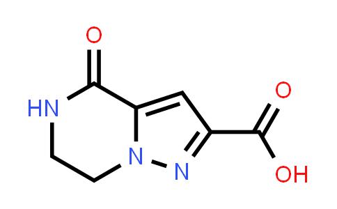 1029721-02-5 | 4-Oxo-4,5,6,7-tetrahydropyrazolo[1,5-a]pyrazine-2-carboxylic acid