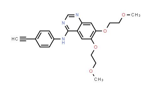 1029721-32-1 | N-(4-Ethynylphenyl)-6,7-bis(2-methoxyethoxy)quinazolin-4-amine