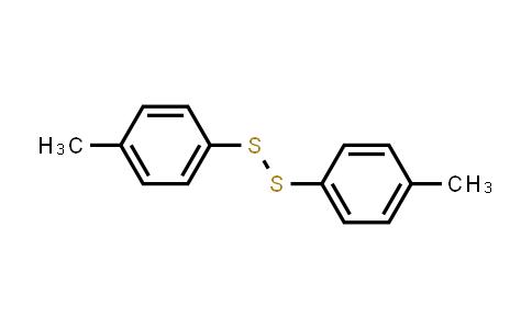 103-19-5   1,2-Di-p-tolyldisulfane