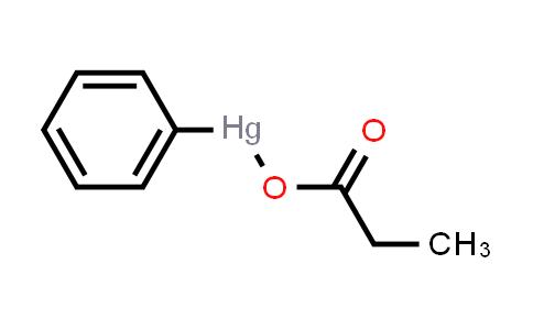 103-27-5   Phenyl(propionyloxy)mercury
