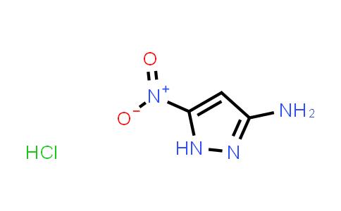 1030018-90-6   5-Nitro-1H-pyrazol-3-amine hydrochloride