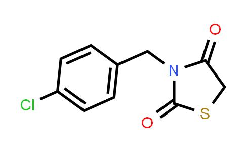 103027-70-9 | 3-(4-Chlorobenzyl)-1,3-thiazolidine-2,4-dione