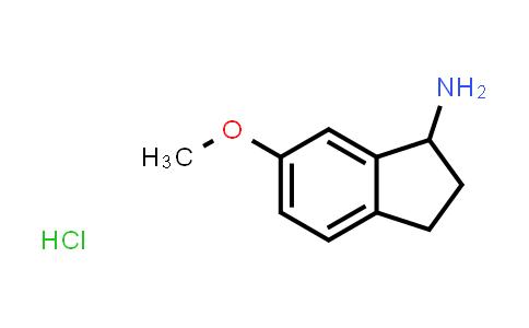 103028-80-4   6-Methoxy-2,3-dihydro-1H-inden-1-amine hydrochloride
