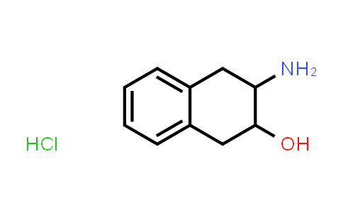 103028-84-8 | 3-Amino-1,2,3,4-tetrahydronaphthalen-2-ol hydrochloride