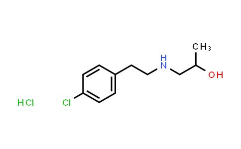 1030624-41-9 | 1-((4-Chlorophenethyl)amino)propan-2-ol hydrochloride