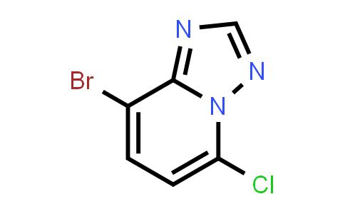 1030626-87-9 | 8-Bromo-5-chloro-[1,2,4]triazolo[1,5-a]pyridine