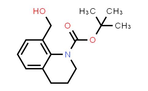 1030846-87-7 | tert-Butyl 8-(hydroxymethyl)-3,4-dihydroquinoline-1(2H)-carboxylate