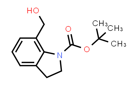 1030846-88-8 | tert-Butyl 7-(hydroxymethyl)indoline-1-carboxylate