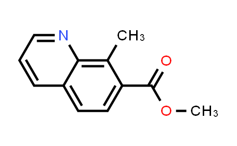 1030846-94-6 | Methyl 8-methylquinoline-7-carboxylate
