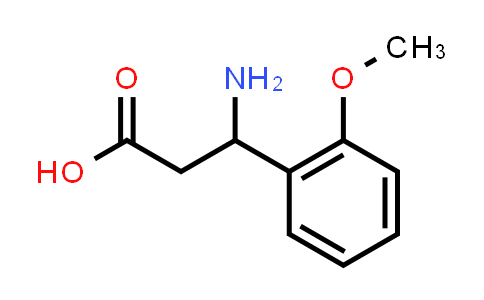 103095-63-2 | 3-Amino-3-(2-methoxyphenyl)propanoic acid
