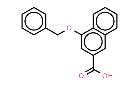 1031223-87-6 | 2-Naphthalenecarboxylic acid, 4-(phenylmethoxy)