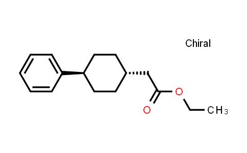 1031336-66-9   Ethyl (trans-4-phenylcyclohexyl)acetate