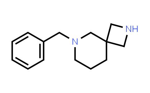 1031817-83-0   2,6-Diazaspiro[3.5]nonane, 6-(phenylmethyl)-
