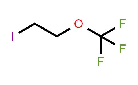 1032065-38-5 | 1-Iodo-2-(trifluoromethoxy)ethane