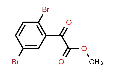 1032231-15-4 | Methyl 2-(2,5-dibromophenyl)-2-oxoacetate