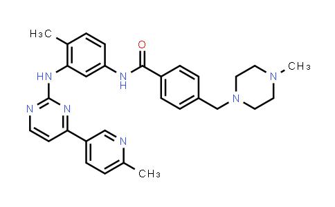 1032314-85-4 | Benzamide, N-[4-methyl-3-[[4-(6-methyl-3-pyridinyl)-2-pyrimidinyl]amino]phenyl]-4-[(4-methyl-1-piperazinyl)methyl]-
