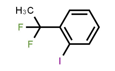 1032507-55-3   1-(1,1-Difluoroethyl)-2-iodobenzene