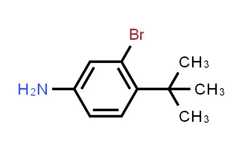 103275-21-4 | 3-Bromo-4-(tert-butyl)aniline