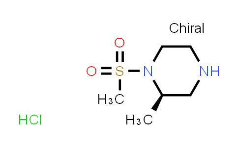 1032757-87-1   (2R)-1-Methanesulfonyl-2-methylpiperazine hydrochloride