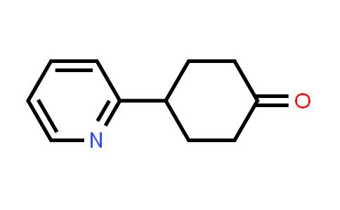 103319-05-7 | 4-(2-Pyridinyl)cyclohexanone