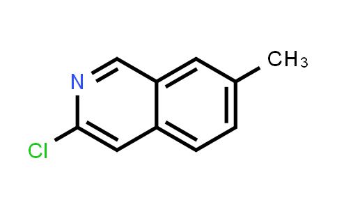 1033201-77-2 | 3-Chloro-7-methylisoquinoline