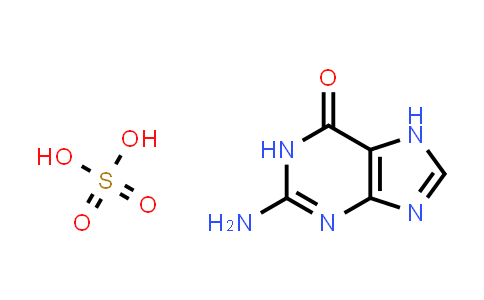 10333-92-3 | 2-Amino-1H-purin-6(7H)-one sulfate