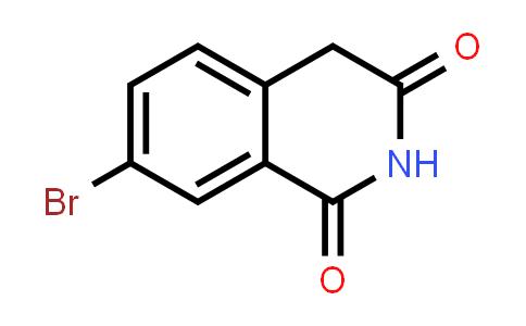 1033330-27-6 | 7-Bromoisoquinoline-1,3(2H,4H)-dione