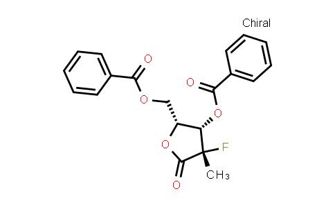 1033394-94-3 | ((2R,3S,4S)-3-(benzoyloxy)-4-fluoro-4-methyl-5-oxotetrahydrofuran-2-yl)methyl benzoate