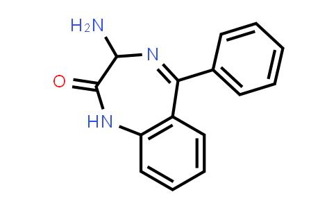 103343-47-1 | 3-Amino-5-phenyl-1H-benzo[e][1,4]diazepin-2(3H)-one
