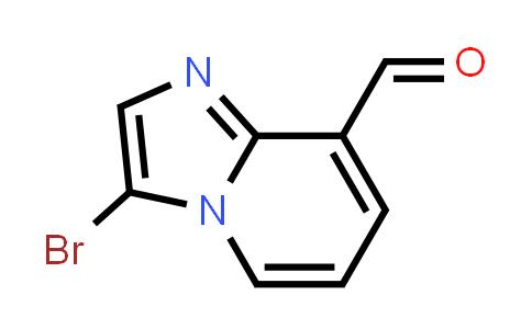 1033434-54-6 | 3-Bromoimidazo[1,2-a]pyridine-8-carbaldehyde