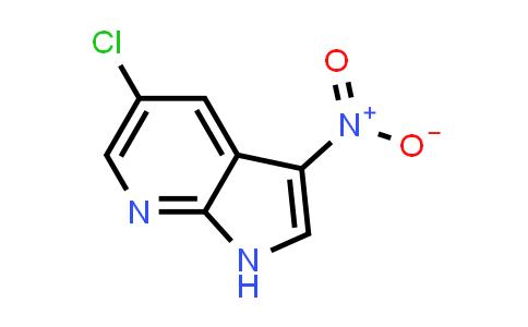 1033463-33-0   5-Chloro-3-nitro-1H-pyrrolo[2,3-b]pyridine