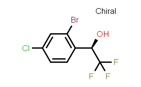 1033805-25-2 | (R)-1-(2-bromo-4-chlorophenyl)-2,2,2-trifluoroethanol