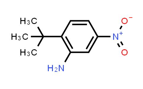 103392-84-3 | 2-(tert-Butyl)-5-nitroaniline