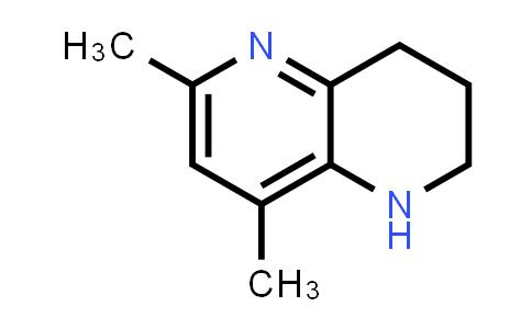103394-65-6 | 6,8-Dimethyl-1,2,3,4-tetrahydro-1,5-naphthyridine