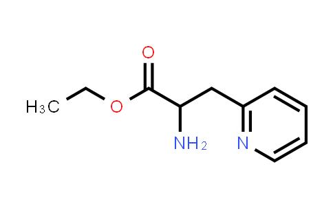 103394-76-9   ethyl 2-amino-3-(pyridin-2-yl)propanoate