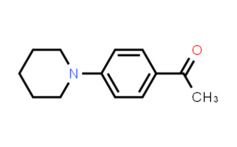 10342-85-5 | 1-(4-(Piperidin-1-yl)phenyl)ethanone