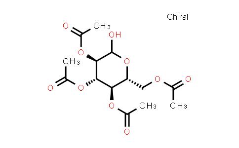 10343-06-3 | 2,3,4,6-Tetra-O-acetyl-D-glucopyranose