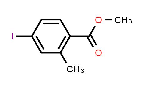 103440-53-5   Methyl 4-iodo-2-methylbenzoate