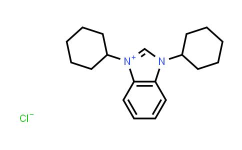 1034449-15-4 | 1,3-Dicyclohexylbenzimidazolium chloride