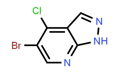 1034769-88-4   5-Bromo-4-chloro-1H-pyrazolo[3,4-b]pyridine