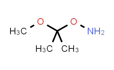 103491-33-4 | O-(2-Methoxypropan-2-yl)hydroxylamine