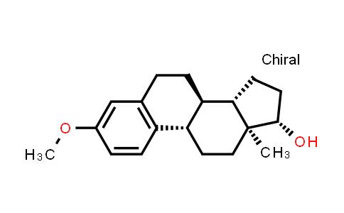 1035-77-4 | (8R,9S,13S,14S,17S)-3-Methoxy-13-methyl-7,8,9,11,12,13,14,15,16,17-decahydro-6H-cyclopenta[a]phenanthren-17-ol